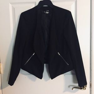 Black blazer by Divided